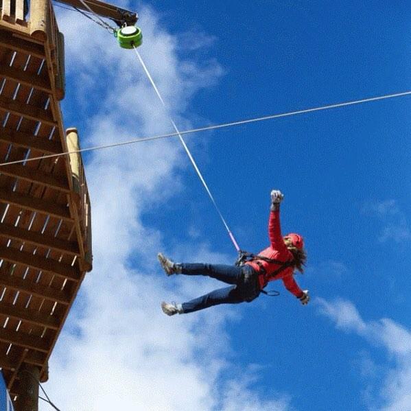 Еще одна новинка, которая будет в GREENVALD Парк Скандинавия Первая в России 15 метровая вышка с устройством свободного падения Quick Jump, точно придет по вкусу всем экстремалам. Скоро открытие!!!