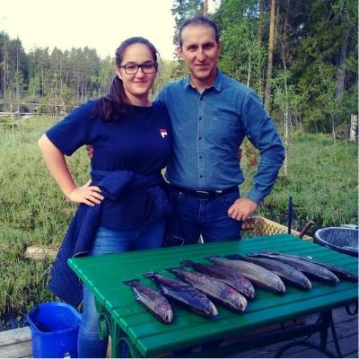 "Рыбалка - тариф ""Безлимит"""