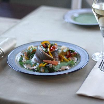 Ужин при свечах в ресторане FLANK Grill&BBQ  от...