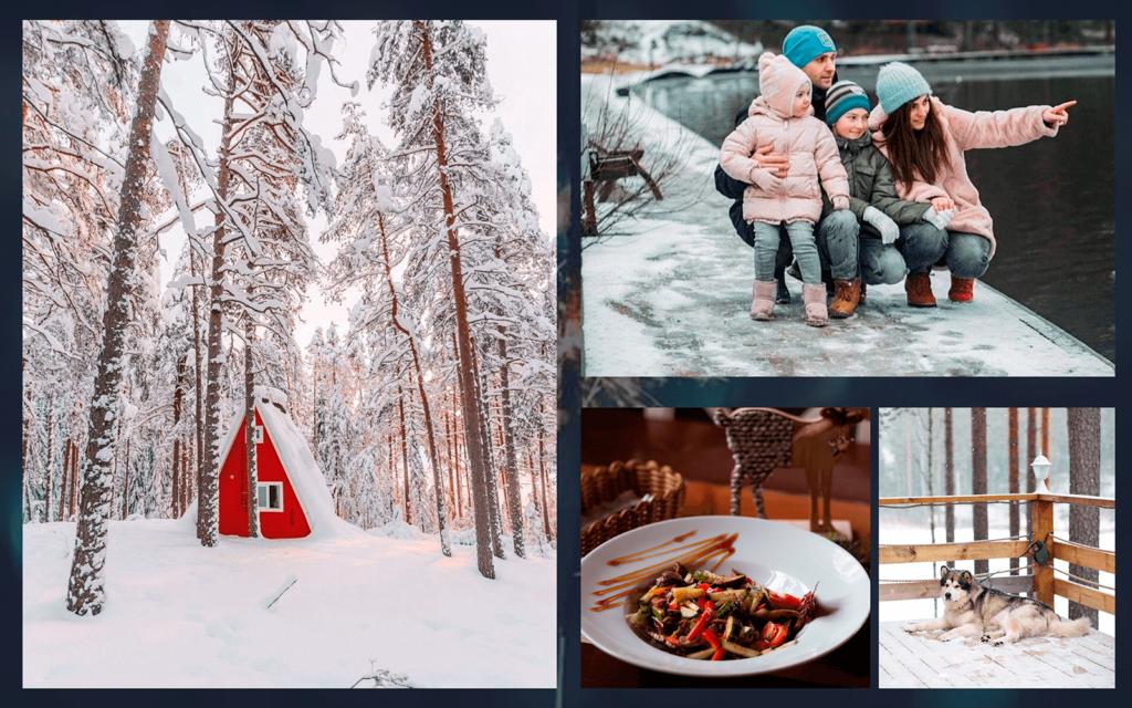 Новый Год 2021 в Greenvald Парк Скандинавия | GREENVALD ...